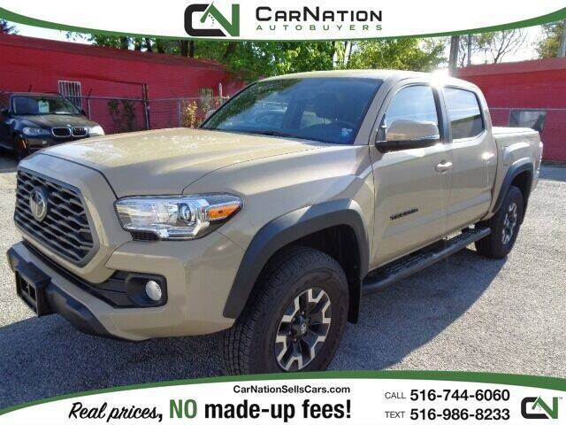 2020 Toyota Tacoma for sale at CarNation AUTOBUYERS, Inc. in Rockville Centre NY