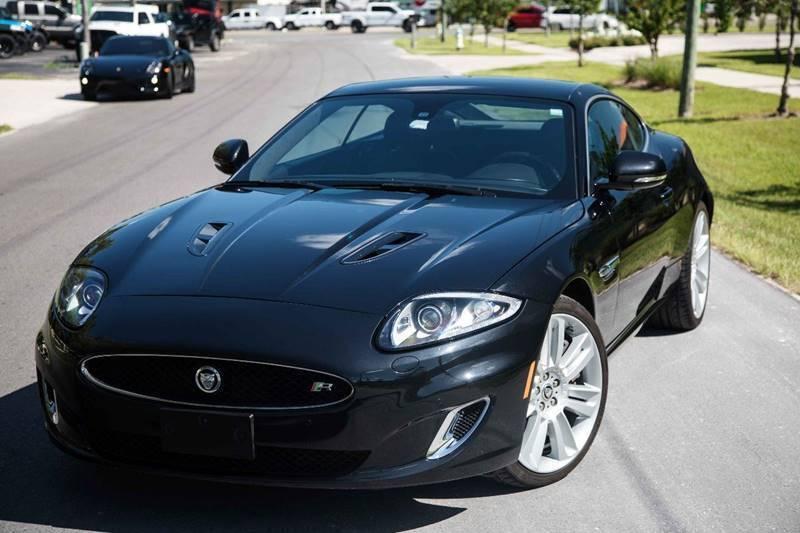 2012 Jaguar XK for sale at Exquisite Auto in Sarasota FL