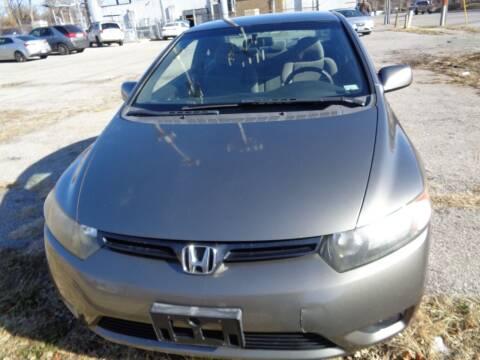 2006 Honda Civic for sale at Royal Auto Sales KC in Kansas City MO