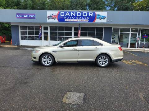 2011 Ford Taurus for sale at CANDOR INC in Toms River NJ