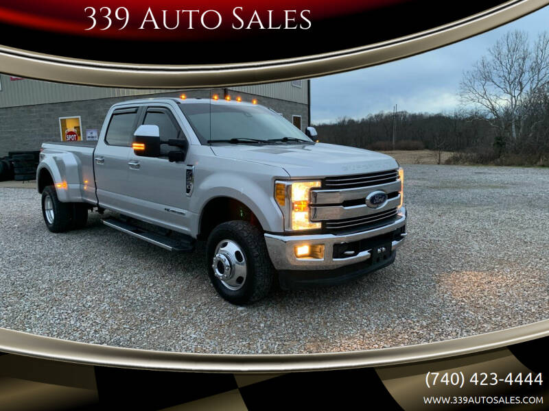 2017 Ford F-350 Super Duty for sale at 339 Auto Sales in Belpre OH