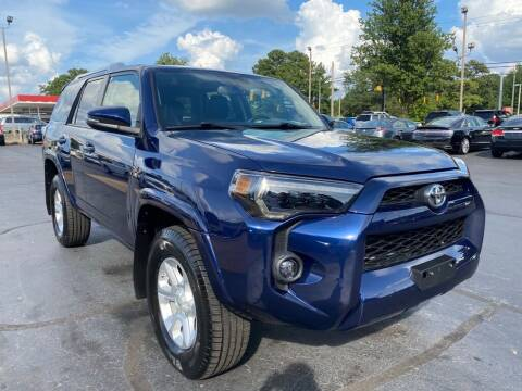 2016 Toyota 4Runner for sale at JV Motors NC 2 in Raleigh NC