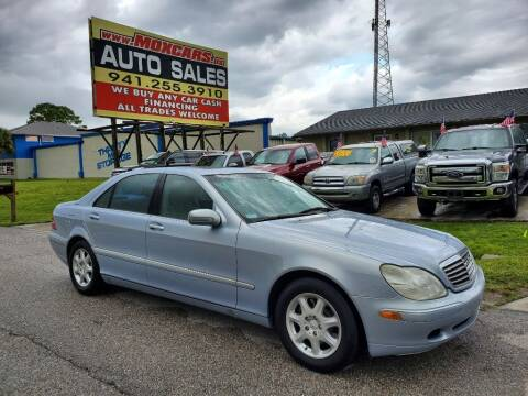 2000 Mercedes-Benz S-Class for sale at Mox Motors in Port Charlotte FL