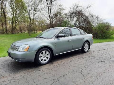 2007 Mercury Montego for sale at Moundbuilders Motor Group in Heath OH