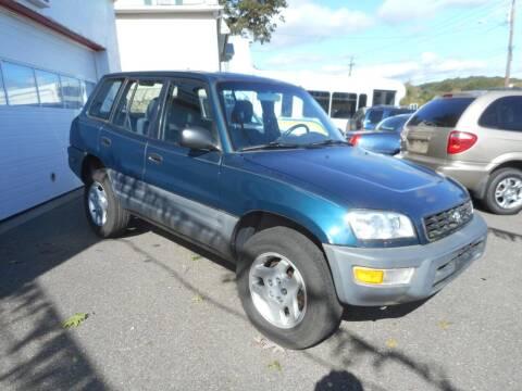 1999 Toyota RAV4 for sale at Ricciardi Auto Sales in Waterbury CT