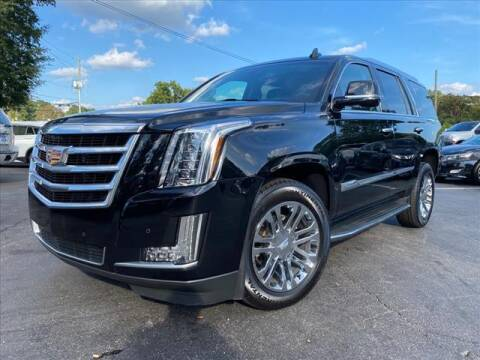 2016 Cadillac Escalade for sale at iDeal Auto in Raleigh NC