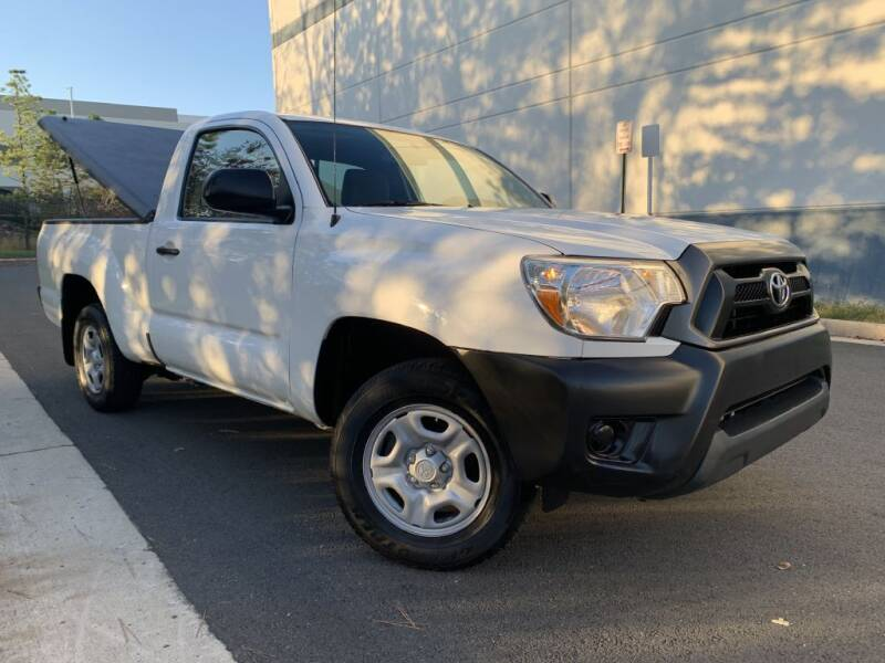 2013 Toyota Tacoma for sale at PM Auto Group LLC in Chantilly VA