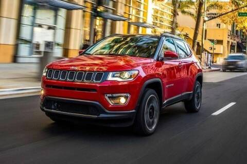 2021 Jeep Compass for sale at XS Leasing in Brooklyn NY