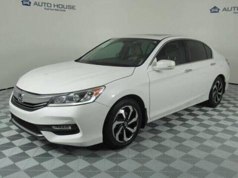2016 Honda Accord for sale at MyAutoJack.com @ Auto House in Tempe AZ