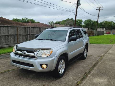 2008 Toyota 4Runner for sale at MOTORSPORTS IMPORTS in Houston TX