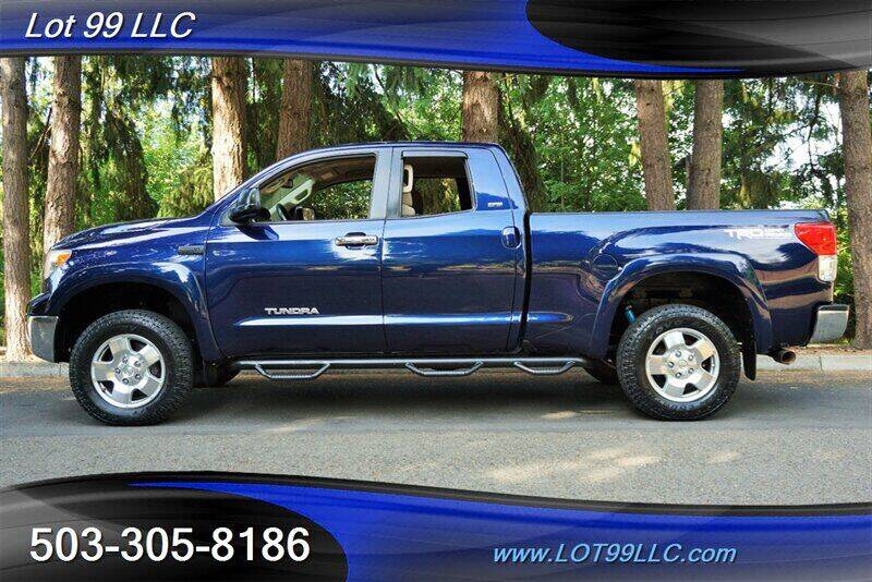 2012 Toyota Tundra for sale at LOT 99 LLC in Milwaukie OR