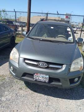 2009 Kia Sportage for sale at Jerry Allen Motor Co in Beaumont TX