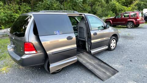 2006 Ford Freestar for sale at Mobility Solutions in Newburgh NY