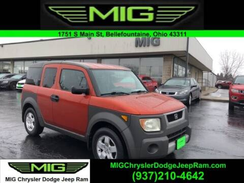 2003 Honda Element for sale at MIG Chrysler Dodge Jeep Ram in Bellefontaine OH