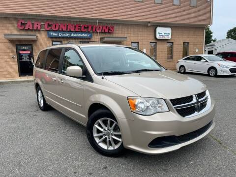 2014 Dodge Grand Caravan for sale at CAR CONNECTIONS in Somerset MA