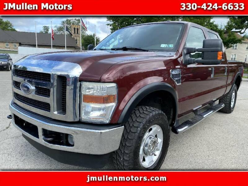 2010 Ford F-250 Super Duty for sale in Lisbon, OH