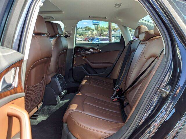 2014 Audi A6 AWD 3.0T quattro Premium Plus 4dr Sedan - San Antonio TX