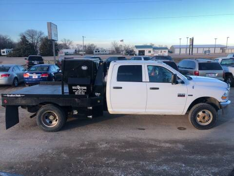 2012 RAM Ram Chassis 3500 for sale at TnT Auto Plex in Platte SD