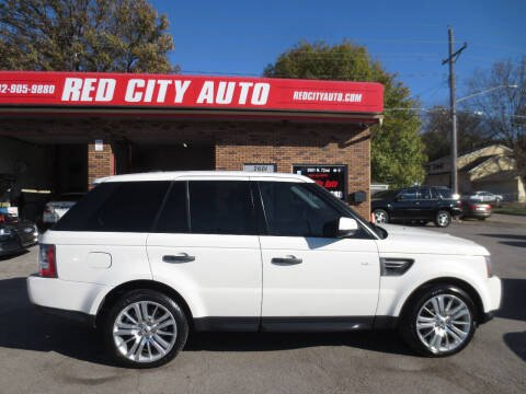 2010 Land Rover Range Rover Sport for sale at Red City  Auto in Omaha NE