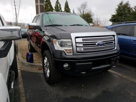 2013 Ford F-150 for sale at Auto Solutions in Maryville TN