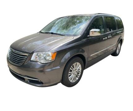 2015 Chrysler Town and Country for sale at Averys Auto Group in Lapeer MI