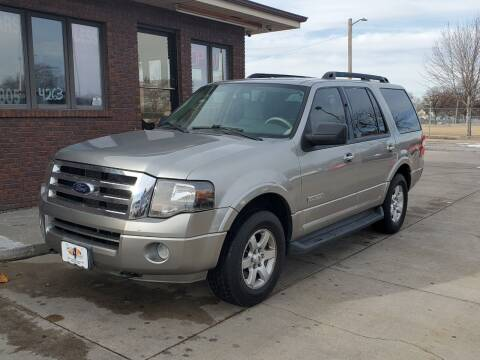 2008 Ford Expedition for sale at CARS4LESS AUTO SALES in Lincoln NE