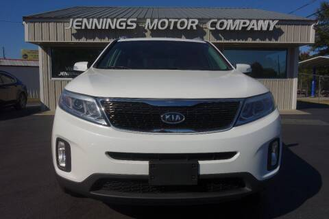 2014 Kia Sorento for sale at Jennings Motor Company in West Columbia SC