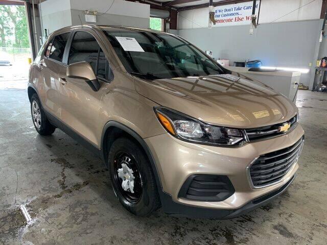2018 Chevrolet Trax for sale at Allen Turner Hyundai in Pensacola FL