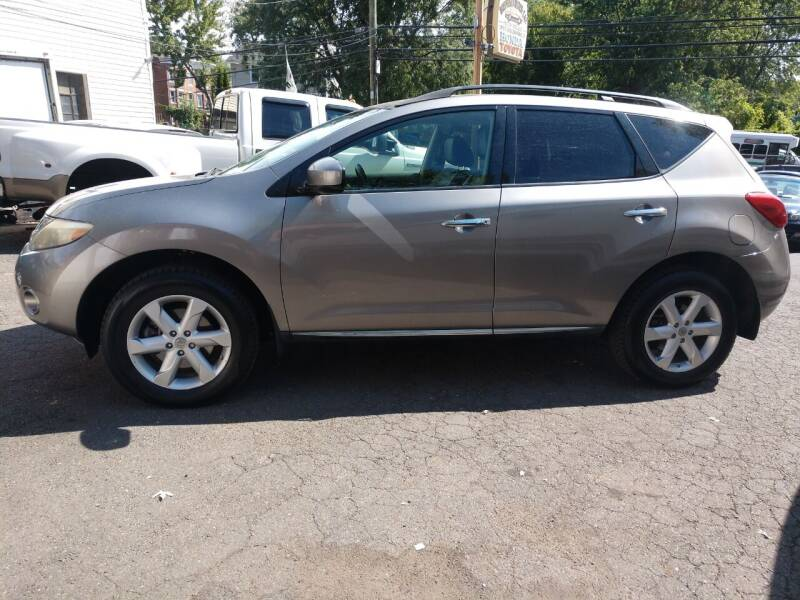 2010 Nissan Murano for sale at HARTFORD MOTOR CAR in Hartford CT