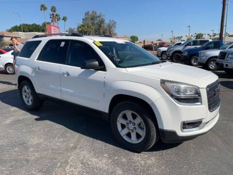 2015 GMC Acadia for sale at Brown & Brown Wholesale in Mesa AZ