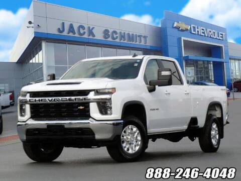 2020 Chevrolet Silverado 3500HD for sale at Jack Schmitt Chevrolet Wood River in Wood River IL