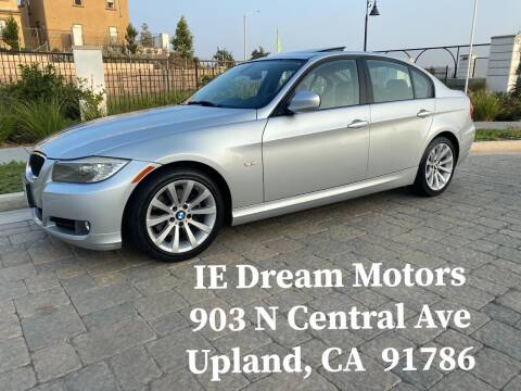 2011 BMW 3 Series for sale at IE Dream Motors in Upland CA