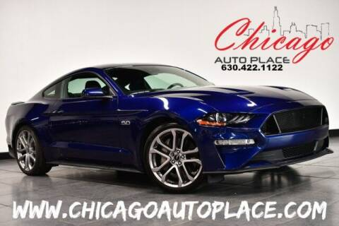 2019 Ford Mustang for sale at Chicago Auto Place in Bensenville IL