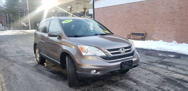 2010 Honda CR-V for sale at Exxcel Auto Sales in Ashland MA