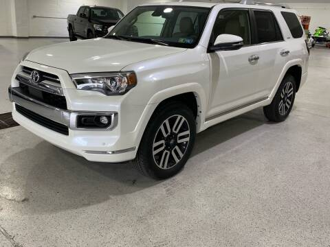 2021 Toyota 4Runner for sale at Hamilton Automotive in North Huntingdon PA