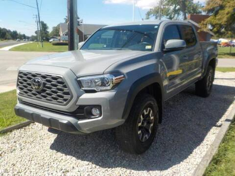 2020 Toyota Tacoma for sale at Beach Auto Brokers in Norfolk VA