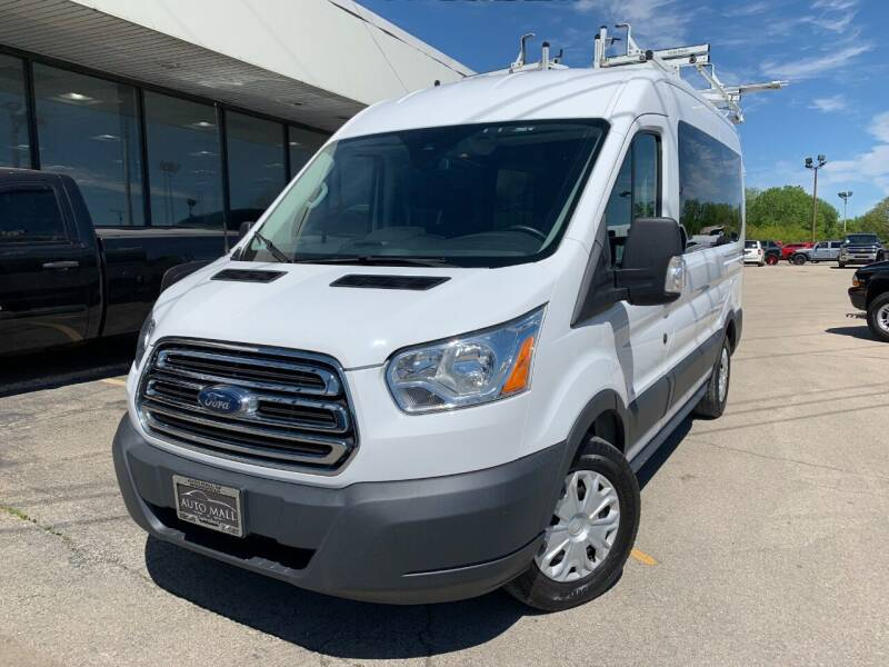 2016 Ford Transit Passenger for sale in Springfield, IL