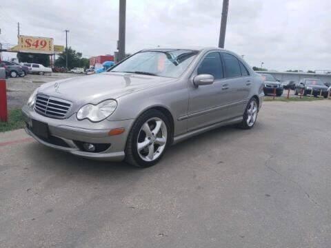 2005 Mercedes-Benz C-Class for sale at USA Auto Sales in Dallas TX