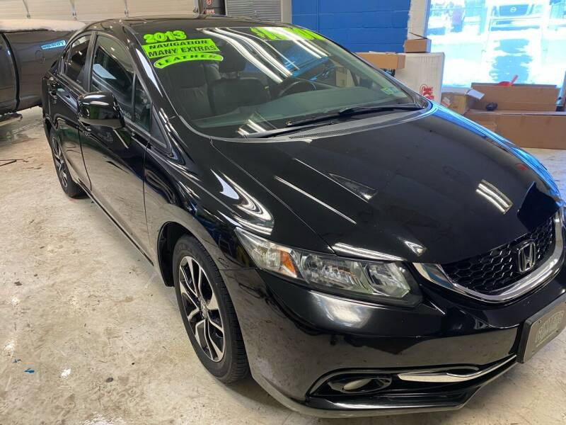 2013 Honda Civic for sale at Ginters Auto Sales in Camp Hill PA