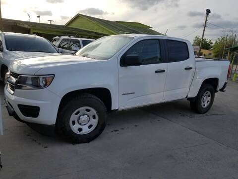 2016 Chevrolet Colorado for sale at RODRIGUEZ MOTORS CO. in Houston TX