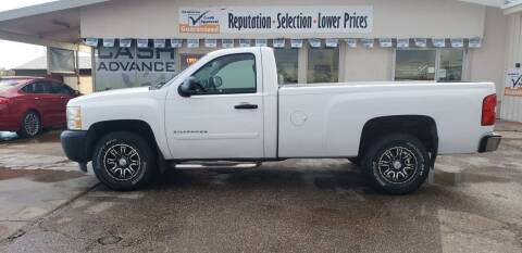 2011 Chevrolet Silverado 1500 for sale at HomeTown Motors in Gillette WY