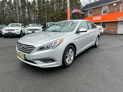 2015 Hyundai Sonata for sale at Bloomingdale Auto Group - The Car House in Butler NJ