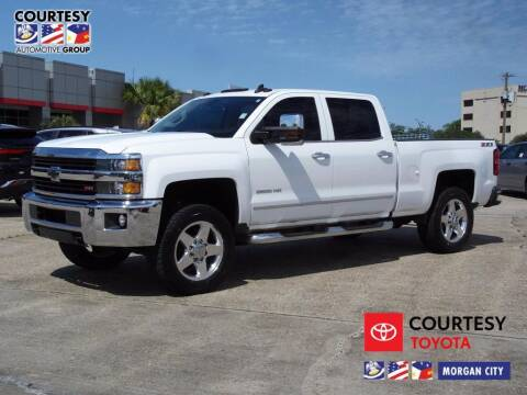 2015 Chevrolet Silverado 2500HD for sale at Courtesy Toyota & Ford in Morgan City LA