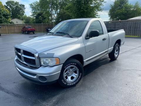 2005 Dodge Ram Pickup 1500 for sale at CarSmart Auto Group in Orleans IN