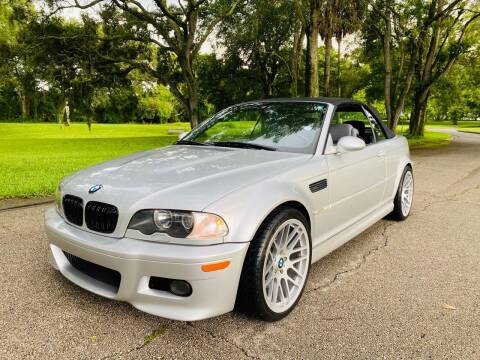 2002 BMW M3 for sale at FLORIDA MIDO MOTORS INC in Tampa FL