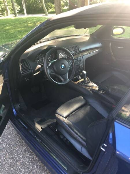 2008 BMW 1 Series for sale at Dave's Garage Inc in Hampton NH