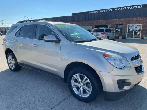 2013 Chevrolet Equinox for sale at Motor City Auto Auction in Fraser MI