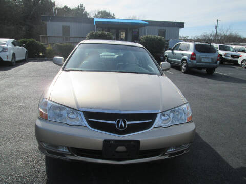 2003 Acura TL for sale at Olde Mill Motors in Angier NC