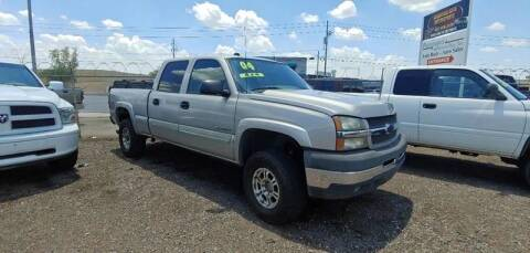 2004 Chevrolet Silverado 2500HD for sale at Advantage Motorsports Plus in Phoenix AZ