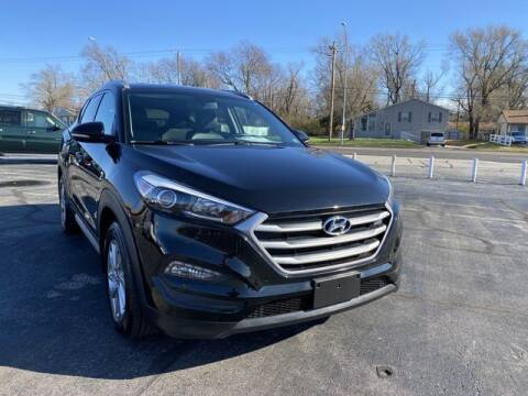 2017 Hyundai Tucson for sale at Kansas City Motors in Kansas City MO